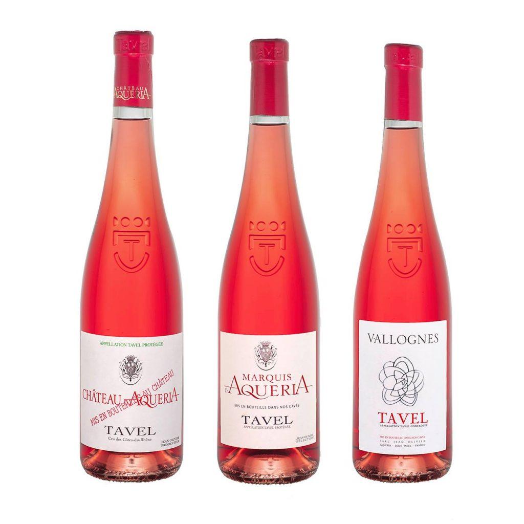 Photos produits de bouteilles de vin